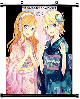 SKET Dance Anime Fabric Wall Scroll Poster (32 x 41) Inches.[WP]-SKE-24 (L)