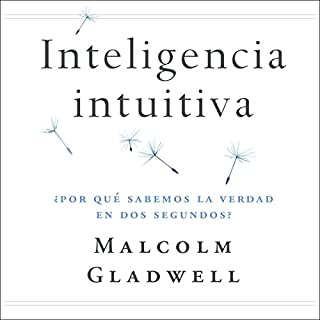 Inteligencia intuitiva [Intuitive Intelligence] audiobook cover art