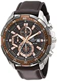 Casio Edifice Chronograph Brown Dial Men's Watch - EFR-539L-5AVUDF (EX194)