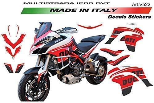 Vulturbike Aufkleber Für Ducati Multistrada 1200 DVT