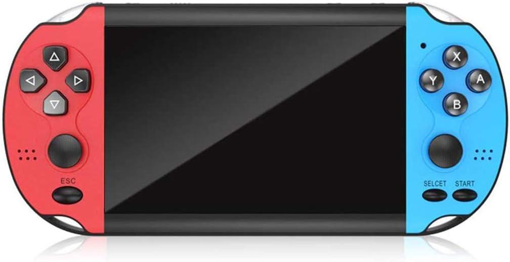 8GB 4.3 Inch Elegant 10000 Retro Miami Mall Game Console Video Games Handheld