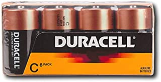 Duracell 32023 Duracell Plus Power Type C Alkaline Batteries, pack of 2 - (Pack of1)