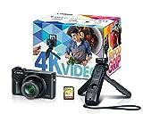 Canon PowerShot G7 X Mark III Digital Camera, Video Creator Kit...