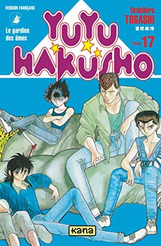 Yuyu Hakusho : Le Gardien des âmes, tome 17