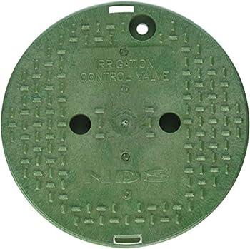 irrigation valve box cover