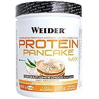 Weider Protein Pancake Mix Coco y Chocolate Blanco - 600 gr