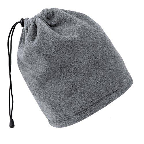 Beechfield - Bonnet - Homme taille unique - Gris - Gris - Taille unique