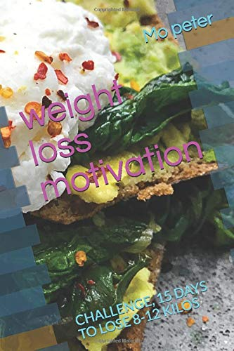 weight loss motivation: CHALLENGE, 15 DAYS TO LOSE 8-12 KILOS
