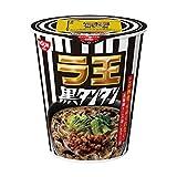 【販路限定品】日清食品 ラ王 黒タンタン 116g×12個