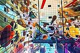 SiJOO Rompecabezas de Madera de lenguaje Gourmet, 1000 Piezas, Rompecabezas de versión, Tangram, Tarjeta Blanca, Juguetes educativos para niños Adultos en AliExpress