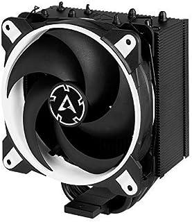 ARCTIC Freezer 34 eSports - Ventola de CPU, Enfriador de CPU Push-Pull, Intel 115X/2011-3/2066, AMD/AM4, Desde 200 hasta 2000 Rpm, Ventilador PWM 120 mm, CPU Cooler - Blanco