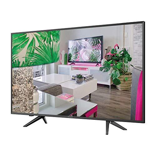 "STRONG SRT40FC4003 40"" (101 cm) Full HD LED Fernseher mit Triple Tuner (FHD, HDMI, Scart, USB, EPG, CI+, DVB-T Antenne, Hotel Modus, DVB-T/T2/C/S2, Freenet), schwarz"