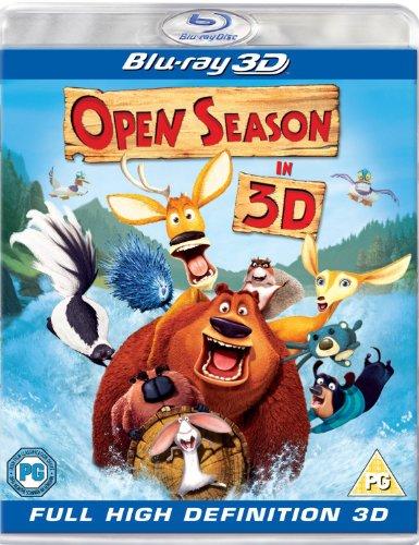 Open Season 3D [Blu-ray 3D-Blu-ray]