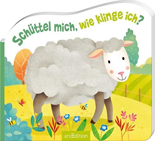 Schüttel mich, wie klinge ich?: Schüttel mich, wie klinge ich? Das Schaf
