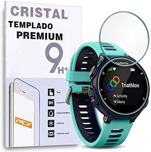 Protector de Pantalla Universal de 39mm para SmarWatch Reloj, Cristal Vidrio Templado...