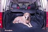 XtremeAuto XABL9 - Protector de maletero para coche, color negro