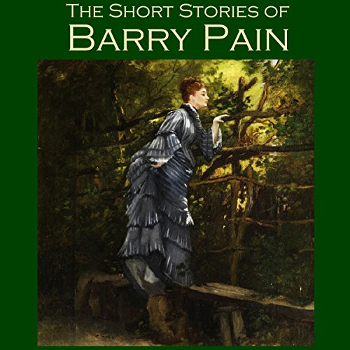 『The Short Stories of Barry Pain』のカバーアート