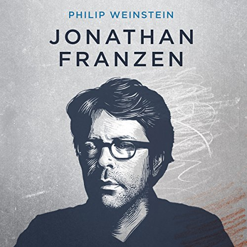 Jonathan Franzen cover art