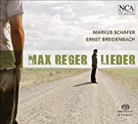 Songs by M. Reger (2010-01-26)