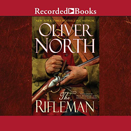 The Rifleman audiobook cover art