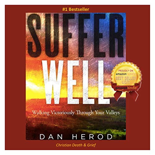 Suffer Well audiobook cover art
