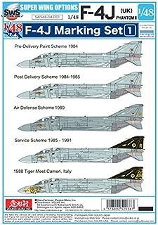 ZKMD29387 1:48 Zoukei-Mura Decals - F-4J Phantom II Marking Set 1 [WATERSLIDE DECAL SHEET]