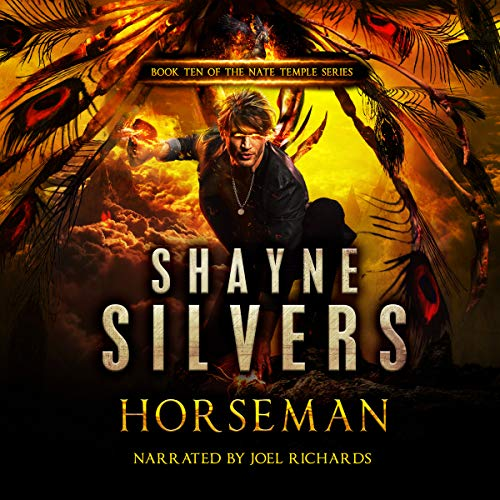 Horseman: A Nate Temple Supernatural Thriller Book 10 (The Temple Chronicles) audiobook cover art