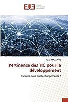 Pertinence des TIC pour le développement: Innover pour quels changements ?