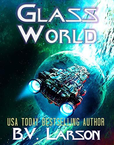 Glass World. Undying Mercenaries #13 book cover
