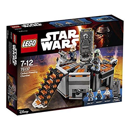 LEGO-Star Wars Camera di con gelamento al Carbonio, Colore Non specificato, 75137