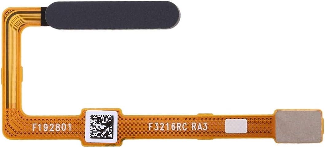 Color : Blue XIAOMIN Fingerprint Sensor Flex Cable for Huawei Honor 9X Pro//Honor 9X Replacement Black