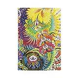 Paperblanks 2020202020- Diario flexible de 12 meses (horizontal, 95 x 140 mm)