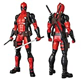 KIJIGHG Figuras de acción X-Men Deadpool Maf082 Deadpool-16cm Figura de Anime de un Color Figura de acción Modelo de Personaje