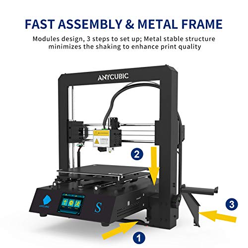 Impresora 3D ANYCUBIC Mega Series i3&S