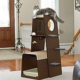 Sauder 416819 Modular Modern CAT Tower