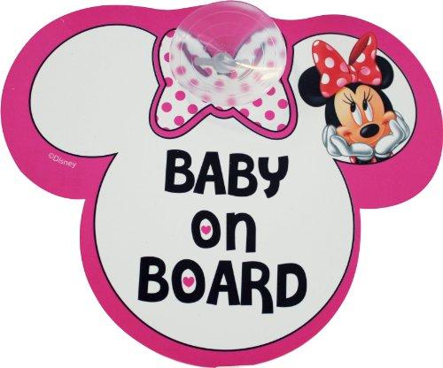 Disney Signal Voiture Minnie