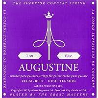 AUGUSTINE オーガスチンセット弦 リーガル(高音)青(低音)