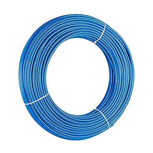 DUBILE Funda Organizador Cables,Organizador Cables Tubo de Alta Temperatura PTFE Tubo Alta...