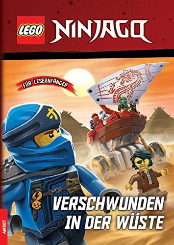 LEGO® NINJAGO® – Verschwunden in der Wüste