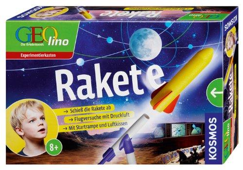 KOSMOS 665104 Geolino Rakete
