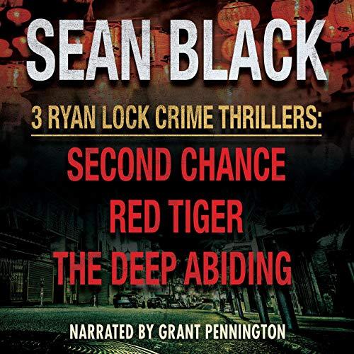 Three Ryan Lock Crime Thrillers cover art