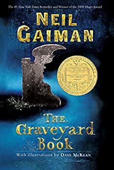 The Graveyard Book by [Neil Gaiman, Dave McKean, Margaret Atwood]