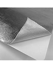 ARTEIN - Protector térmico de TEFIBRAL Adhesivo para plásticos de moto, Lámina de 30 x 45 cm.