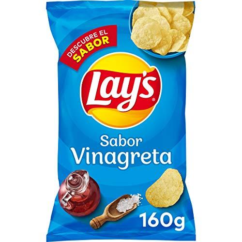 Lay\'S Patatas Fritas Vinagreta, 160g