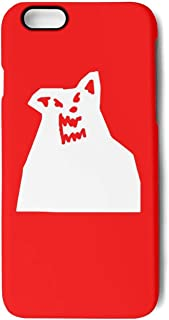 iPhone 6 Plus iPhone 6S Plus Case Russ-Album-There's-a-Really-Wolf- Slim Soft Shockproof TPU Protector Cover Case for iPhone 6/6S Plus