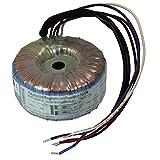 Transformador toroidal 50VA 230V - 2x12V / 1x24V ; Sedlbauer, RSO-825014
