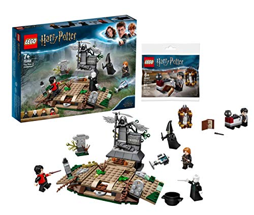 LEGO Harry Potter 75965 - Der Aufstieg von Voldemort Harry Potter 30407 - Harry's Journey to Hogwarts
