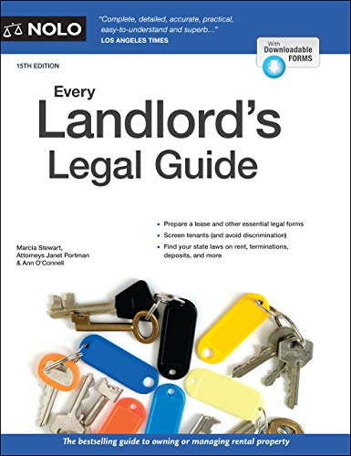 Compare Textbook Prices for Every Landlord's Legal Guide Fifteenth Edition ISBN 9781413327625 by Stewart, Marcia,Portman Attorney, Janet,O'Connell, Ann