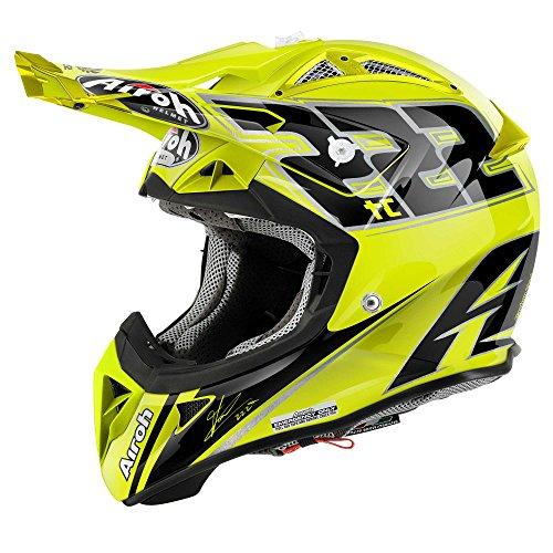 Airoh Terminator 2.1Rockstar Motocross-Helm 62-XL gelb