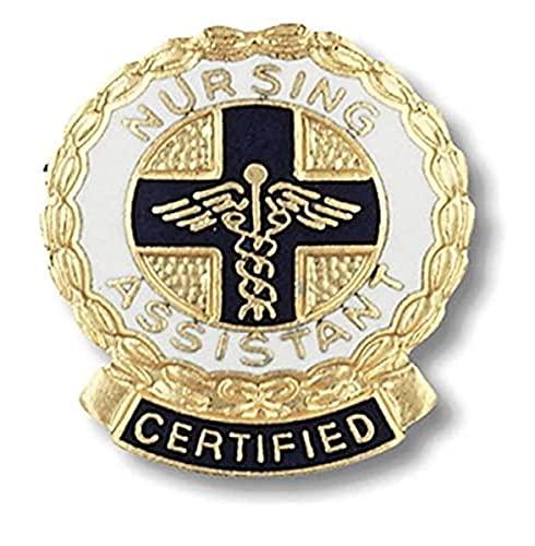 Prestige Medical Emblem Pin, Nursing Assistant, Certified